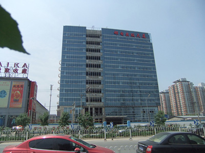 Amorphous Alloy Dry Transformer Project in Beijing Post and Telecommunications Publishing House