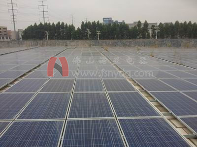 Quanzhou Junshi Solar Power Station Project
